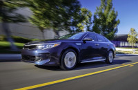 Used Kia Optima Hybrid
