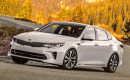 2018 Kia Optima modified to ace crash tests