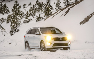 Kia Sorento diesel planned, could offer improved fuel-economy