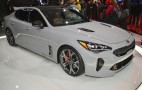 2018 Kia Stinger debuts with twin-turbo V-6, rear-wheel drive