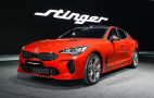2018 Kia Stinger starts at $32,795; sport sedan tops out at $51K