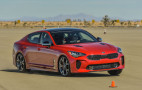 2018 Kia Stinger first drive review: an upscale, sporty bargain