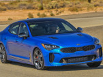Motor Authority Best Car To Buy 2018 nominee: Kia Stinger GT