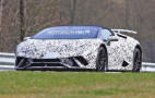 Lamborghini Huracán Performante Spyder tipped for Geneva debut