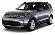 2018 Land Rover Discovery HSE Td6 Diesel Angular Front Exterior View
