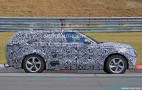 2018 Land Rover Range Rover Sport Coupe spy shots and video