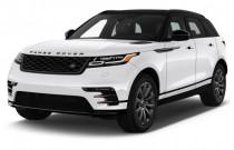 2018 Land Rover Range Rover Velar D180 R-Dynamic SE Angular Front Exterior View