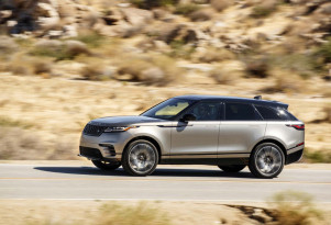 2018 Land Rover Range Rover Velar first drive review: sumptuous SUV