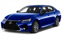 2018 Lexus GS F RWD Angular Front Exterior View