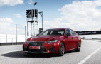 Lexus may add hybrid power to future, high-performance F Sport models