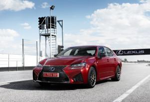 Lexus may add hybrid power to future, high-performance F Sport models