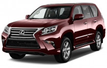 2018 Lexus GX GX 460 4WD Angular Front Exterior View