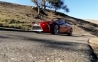 Watch The 2018 Lexus LC On The Move In 360-Degree Interactive Video