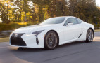 Lexus LC convertible reportedly a go, LC F still possible