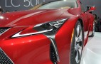 2018 Lexus LC 500, 2017 Infiniti Q60, Aston Martin's New V-12: Car News Headlines