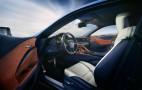 """Lexus """"Takumi"""" explains the design of the 2018 LC's interior"""