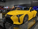 2018 Lexus LC 500 by Gordon Ting/Beyond Marketing, 2016 SEMA show