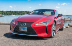 10 things you need to know about the 2018 Lexus LC 500