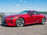 Motor Authority Best Car To Buy 2018 nominee: Lexus LC