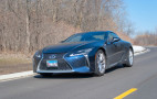 2018 Lexus LC 500h first drive review: A glimpse into grand touring's future