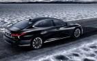 2018 Lexus LS 500h hybrid luxury sedan to debut at Geneva show