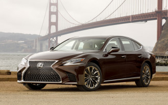 2018 Lexus LS 500 first drive: an ambitious remake