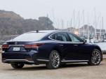 2018 Lexus LS 500h Executive Package (Lexus LS Hybrid)