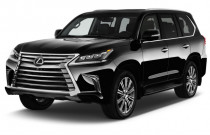 2018 Lexus LX LX  570 4WD Angular Front Exterior View