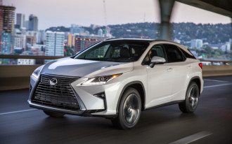Lexus slices 2018 RX 450h hybrid price