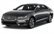 2018 Lincoln MKZ Hybrid Select FWD Angular Front Exterior View