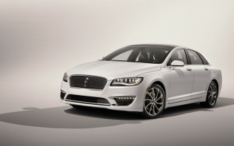 2019 Lincoln MKZ adds safety tech, drops swanky Black Label trim