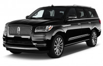 2018 Lincoln Navigator 4x2 Select Angular Front Exterior View