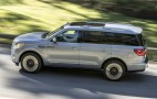 2018 Lincoln Navigator priced from $73,250