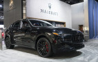 Maserati models get extra stylish Nerissimo package