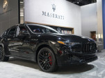 2018 Maserati Levante Nerissimo