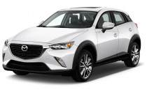 2018 Mazda CX-3 Touring FWD Angular Front Exterior View