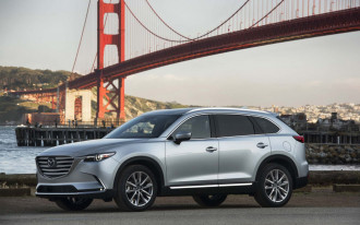2019 Mazda CX-9 to offer Apple CarPlay, Android Auto