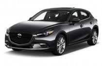 2018 Mazda Mazda3 5-Door Grand Touring Manual Angular Front Exterior View