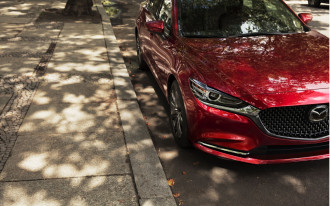 2018 Mazda 6 treated to power boost, more features