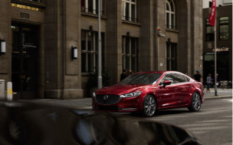 2019 Mazda 6 sedan starting price rises with new standard active safety features