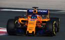 2018 McLaren MCL33 Formula 1 race car