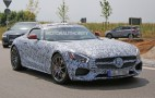 Report: Mercedes-AMG GT Roadster to debut at 2016 Paris auto show
