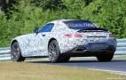 2018 Mercedes-AMG GT C Roadster spy shots