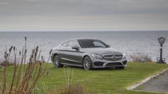 2018 Mercedes-Benz C-Class (C300 Coupe)