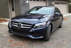 2018 Mercedes-Benz C350e: plug-in hybrid luxury sedan driven