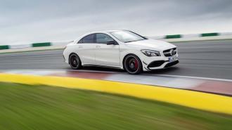 2018 Mercedes-Benz CLA-Class