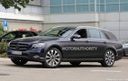 2017 Mercedes-Benz E-Class All Terrain spy shots