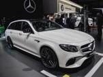 2018 Mercedes-AMG E63 S Wagon, 2017 Geneva Motor Show