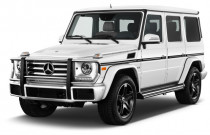 2018 Mercedes-Benz G Class G 550 4MATIC SUV Angular Front Exterior View
