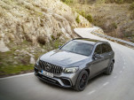 2018 Mercedes-Benz GLC Class (Mercedes-AMG GLC63 SUV)